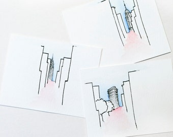 Greetings from NYC ~ Themed 3-Pack | Greeting Cards