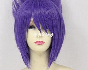 Naruto Mitarashi Anko Cosplay Wig