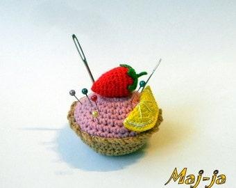 Crochet Cakes* Crochet Cupcakes* Knit Cakes* Knit Food* Amigurumi Cakes*crochet food * play food* for sewing* needle