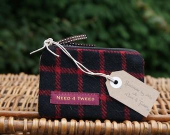 Harris Tweed Purse