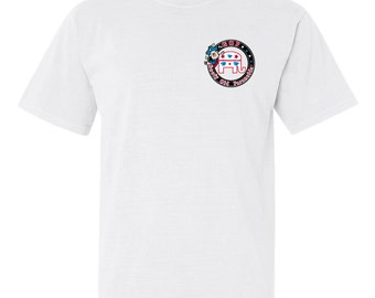 Goofy Old Paranoids GOP Tea Party t-shirt