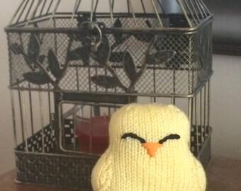 Baby Chick Stuffed Animal