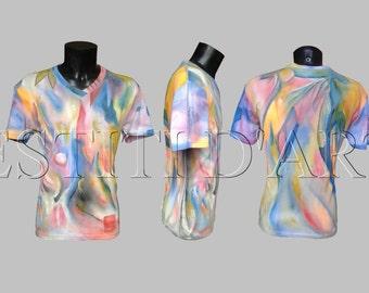 WEARABLE ART TSHIRTS for womens tanks mens clothing hippie boho tshirts design mens tshirts gift ideas for him plus size unique womens tops