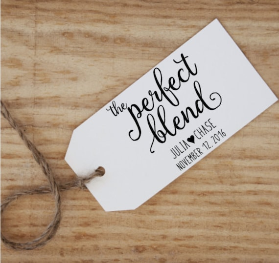 Wedding Favor Tags Canada : ... Wedding Favors DIY Wedding Favor Tag Coffee Favor Tags Tea