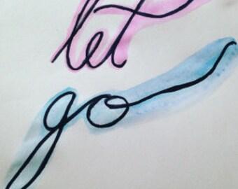 Let Go Print