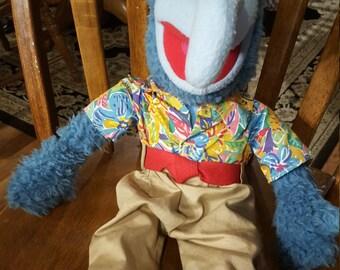 Large Gonzo Stuffed Doll