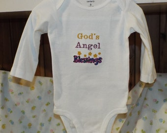New  Baby  Onezie-----for 6 month size