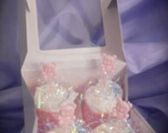 Diaper Cupcakes (4-pk)
