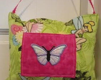 Tooth Fairy Pillow - Tinkerbell