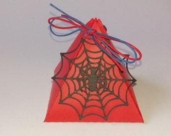 Pyramid Box - Spiderman