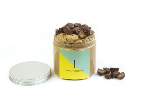 Reese's Cup Edible Bakeable Cookie Dough by 1SmartCookieCompany