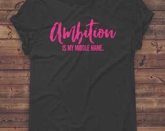 Full of Ambition T-Shirt