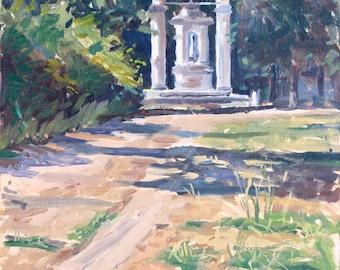 Tempietto a Villa Pamphilj