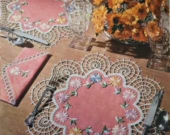 Doilies Lily Design Book 76