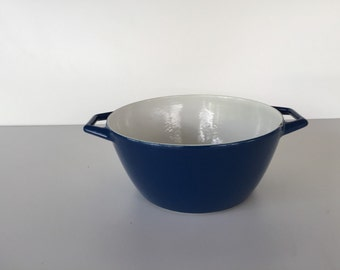 Copco Enamel Cast Iron Cookware Blue/ Michael Lax By Gatormom13