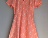 Vintage MOD dress size medium
