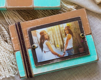 Wood Picture Frame | Wood | 4x6 Picture Frame