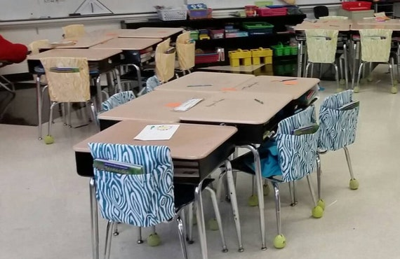 Chair Pockets Seat Sacks Teacher Classroom Organization