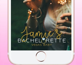 Bachelorette Party Geofilter Snapchat Filter, Bachelorette Snapchat Filter, Personalied Bachelorette Geofilter, Snapchat Geofilter - Martini