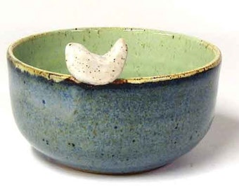 Bird on a Bowl