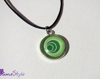 Goddess Pearl Pendant on Silver - Farore