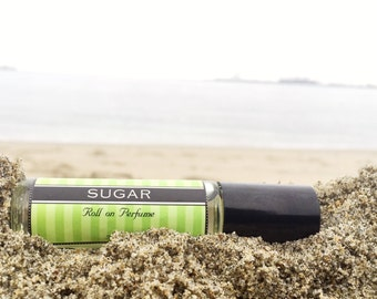 SUGAR || Roll on Perfume || Birthday Gift for Her || Long lasting perfume || vegan perfume