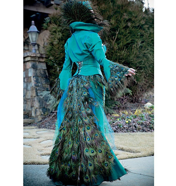 peacock wedding dress wedding dress pattern new mccalls