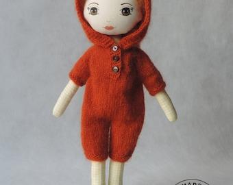 Dollisia – little squirrel doll