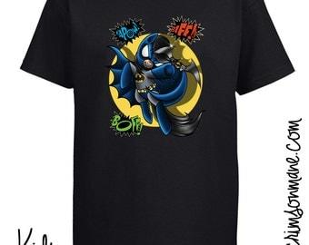 Batpony My Little Pony MLP:FiM Batman T-Shirt