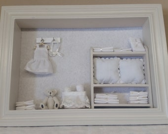 Shadowbox for Kid's Bedroom