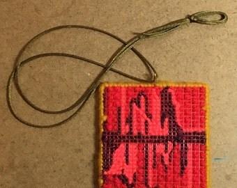 Glitch Necklace