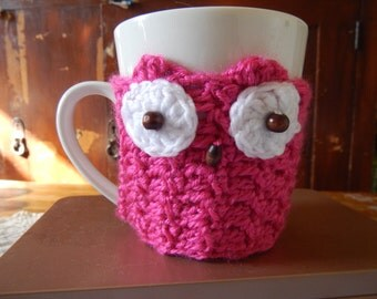 Owl Mug Cosy