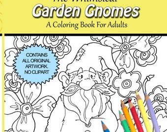The Whimsical Garden Gnomes