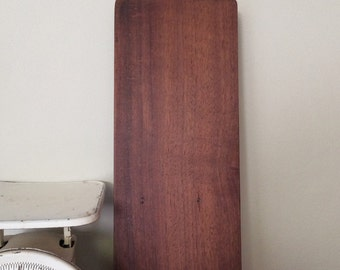 Baguette Cutting Board - Walnut Serving Board - Cheese Board - Reclaimed Wood