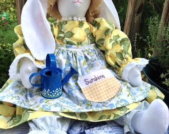 Collectible Handmade Rabbit