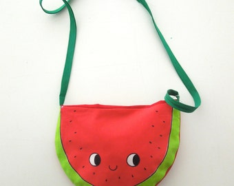 Child bag watermelon