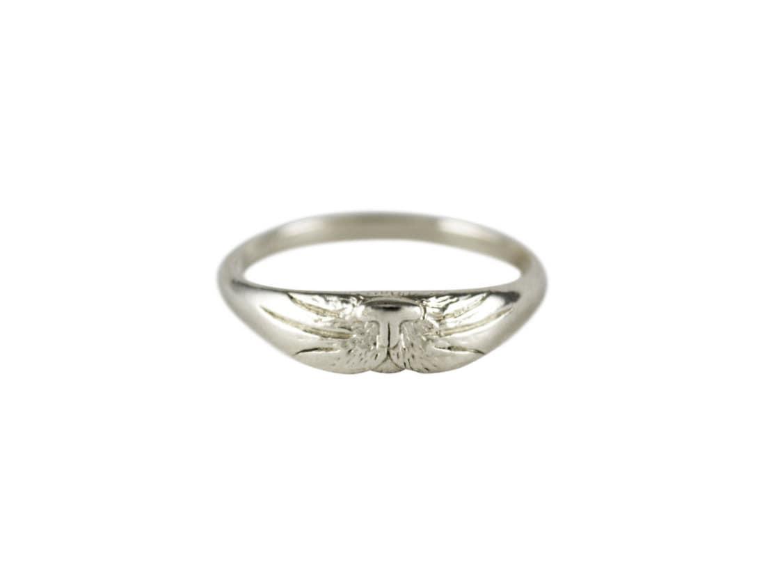 cat ring silver cat ring cat ring silver cat ring