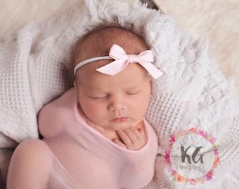 Baby Girl Headbands, Baby Bows, Newborn headband, Baby Hair Bows, Nylon headband, Newborn Bow, School Girl Bow, Newborn Bows, Baby Girl Bows