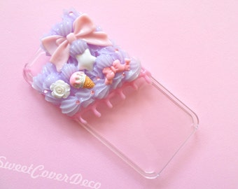 iPhone 5/5s - Lilac Phone Case