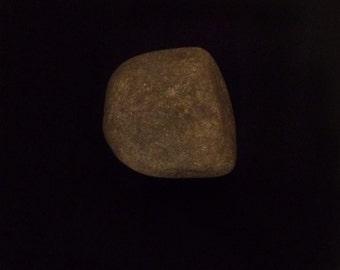 native american adze. ancient native american tool, adze, celt, primitive ground stone, banner adze