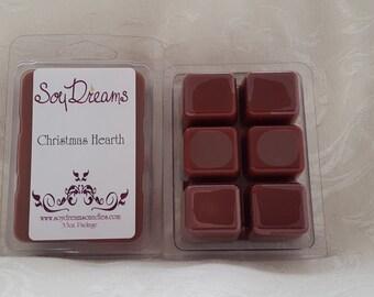 Christmas Hearth - Soy Tart Melts
