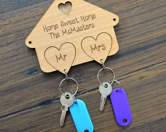 Room Key Hanger for Guesthouse Bed and Breakfast Keyrings Guest House B&B Hotel