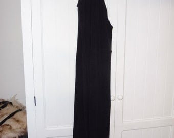 ALBERTA FERRETTI size 38 silk dress - 1990s