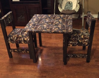 Childs Camo Table
