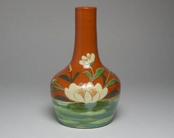 Antique Art Nouveau PAW P.A. Wranitzky pottery vase