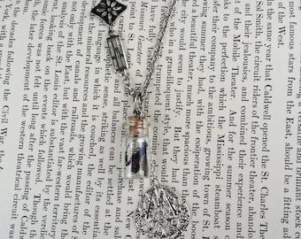 Black Wasp Necklace