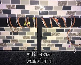 B.Bazaar 'Round Da Way' Waist Charm