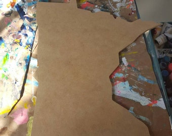 Custom Large Minnesota Painting