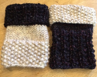 Reversible Boot Cuffs (Pair)