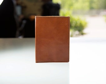 Passport Cover , Leather Passport Cover , Brown Passport Cover , Personalized Passport Cover